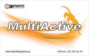 karta Benefit MultiActive Kraków