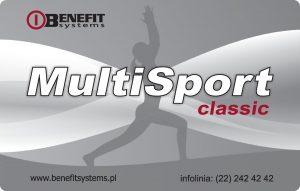 karta Benefit Multisport Kraków