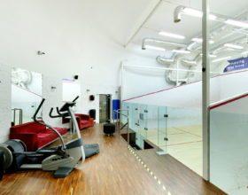 sala squash w Atlantic squash fitness